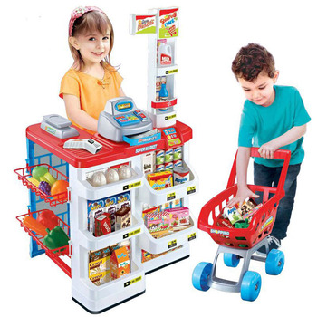 Custom kitchen toys toy kitchen sets kids cooking ware set with kitchen play sets for kids