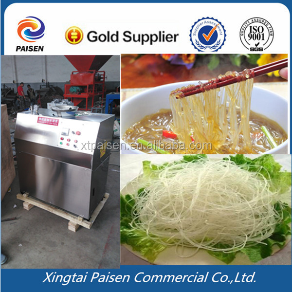 220v/380v rice vermicelli noodle making machine/starch pasta machine for thailand/myanmar