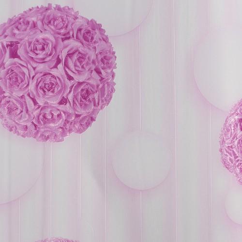 2016 Pretty Design Rose Flower Interior Living House Walls 3d Wallpaper For Home Decoration Buy Wallpaper For Office Wallsdecorative Wallpaper For
