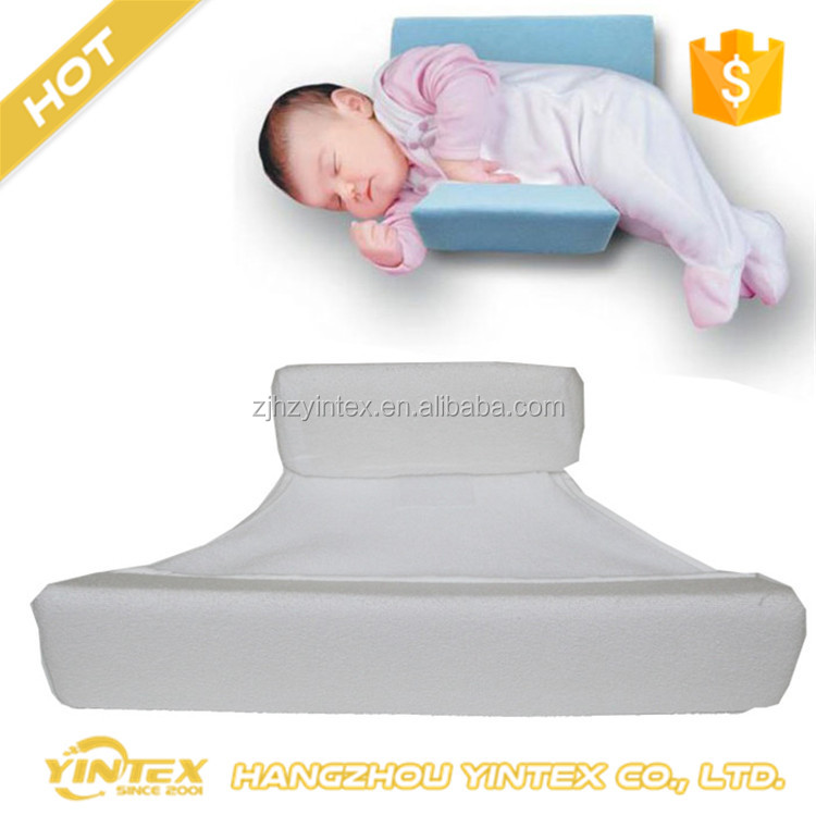 High quality Memory foam baby side pillows wedge pillow