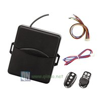 Central locking control unit, suit for car and garage door