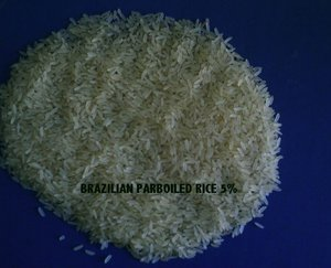 Brazilian Parboiled Rice, long grain, Sortexed