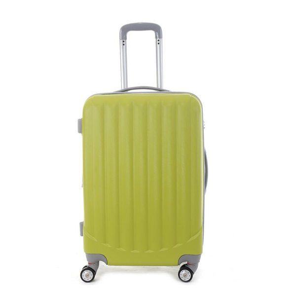 "Custom made 20""/24""/28"" abs spinner luggage with high quality"