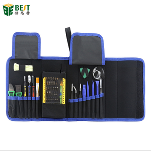 BST 119 High Quality 63 in 1 Esstential Multi Professional Screwdriver Set, Cell Phone Watch Computer Repair Tool Kit