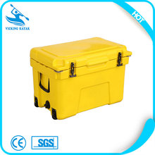 OEM available Rotational-molded insulated fish boxes