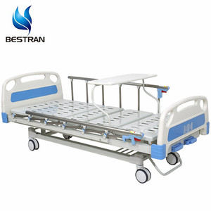 BT-AM215 2-Crank Manual cheap furniture equipment medical clinic nursing care paralysis patient room sand bed hospital for sale