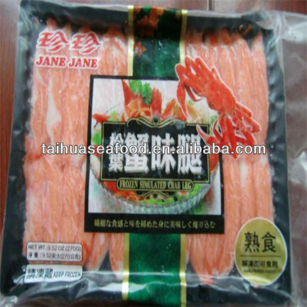 quality sea frozen king crab legs