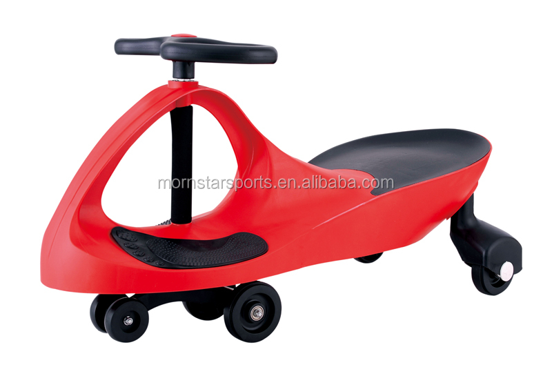 OEM Color Fresh PP Assembling Cheap Kids Swing Car with Max Loading 120kgs