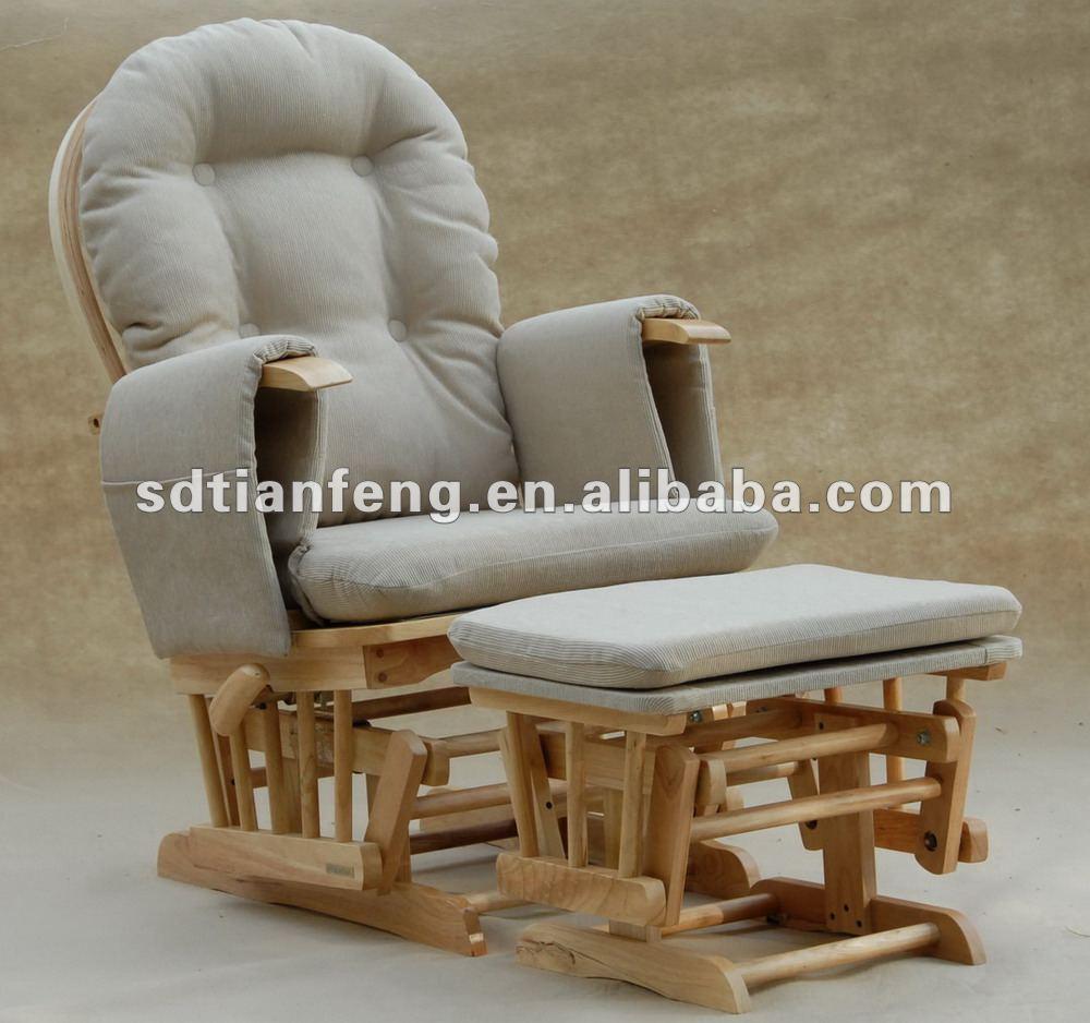 Ocio silla mecedora de madera sillas de madera for Mecedora de madera