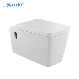 Ceramic wall hung toilet sanitary wares branded