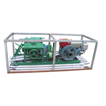 small underground water well drilling rig machine