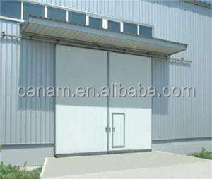 large workshop/warehouse industrial roller gate hangar door/door |automatic