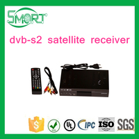 Smart Bes Satellite Receiver Twin Tuner Full HD s2 nagra3 with IKS SKS IPTV of Argentina