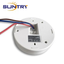 Adjustable pir movement 12v motion sensor for wholesales