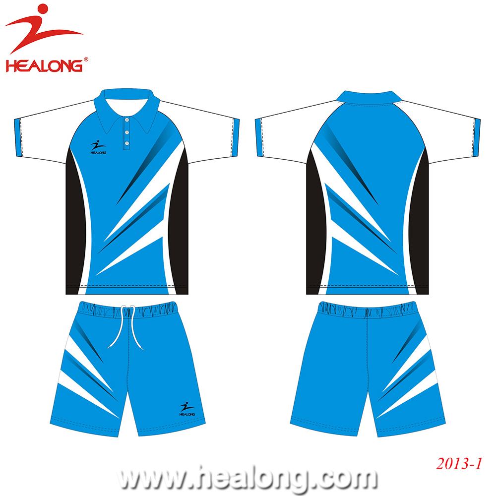 2017 Fashion Jersey Designs For Badminton Uniform