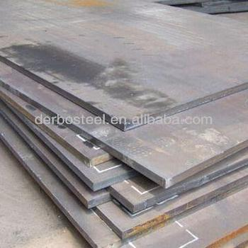 Astm A283 Grade C A36 S400 Hot Rolled Steel Plate