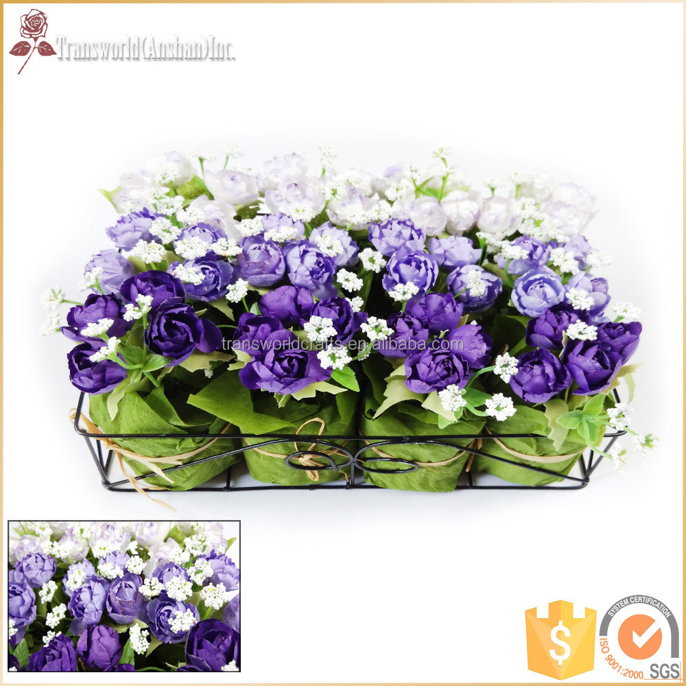 24*16*11CM Artificial cheap paper silk flowers wholesale, simulation flower, shabby chic flowers, paper flowers decorations