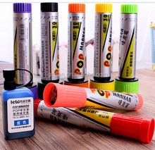 China Factory 12 Colors Poster Pen POP marker pen for painting