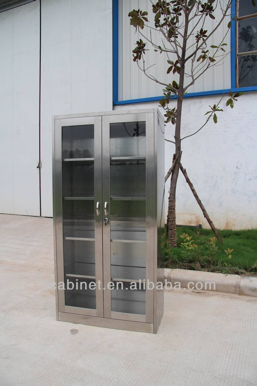Metal Glass Display Cabinet Stainless Steel Display Cabinets Stainless Steel Display Cabinets