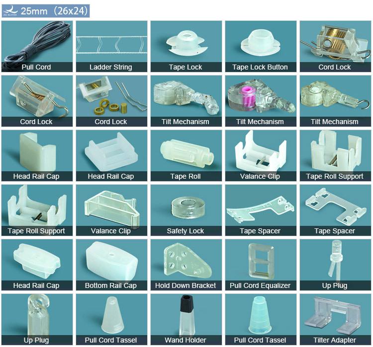 Wholesale Supply Venetian Blinds Parts Buy Venetian
