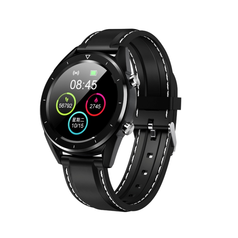 DT28 PPG smartwatch กันน้ำ heart rate กีฬา android 2019 สมาร์ทนาฬิกา