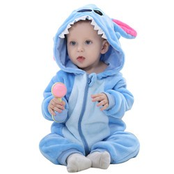 3aa6e7b7e Amazon Hot Sale Baby Clothes 3 style Autumn and winter baby romper jumpsuit