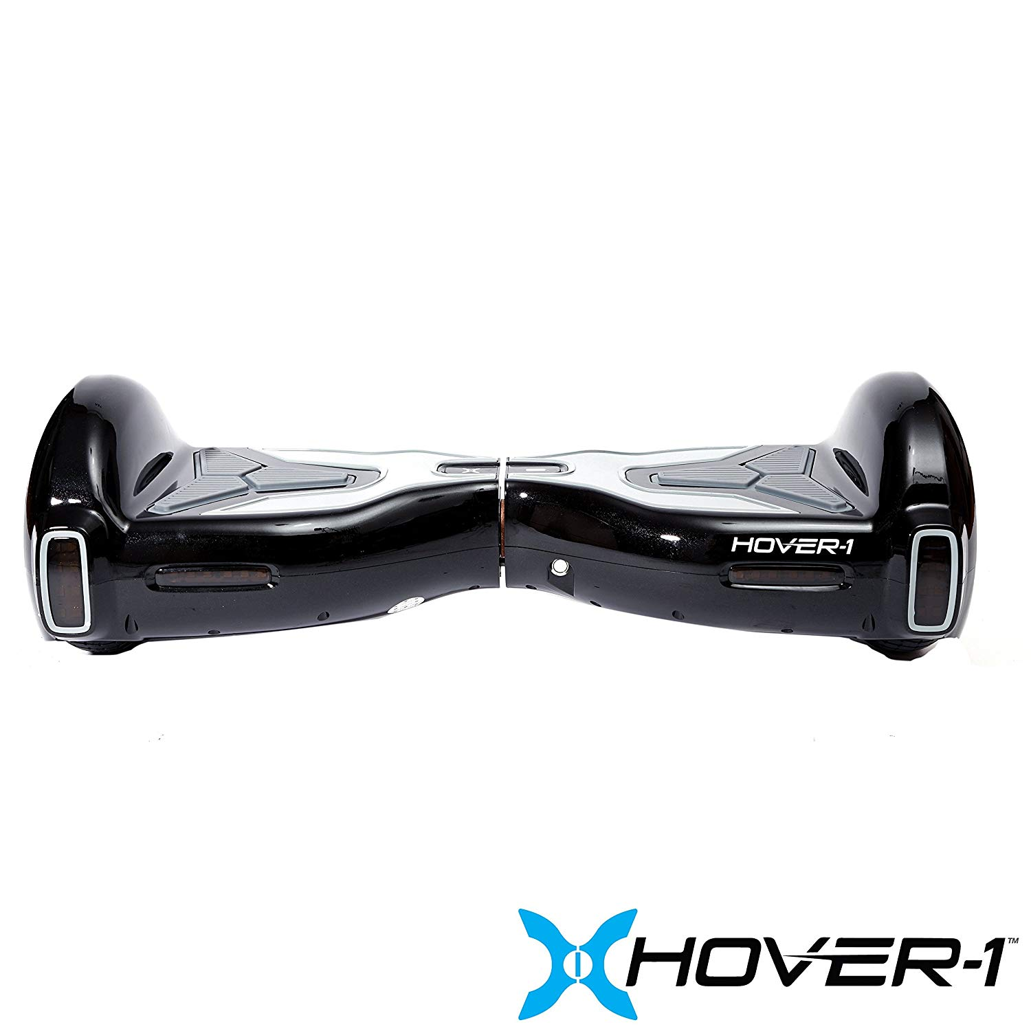 Hover-1 H1- UL 2272 Certified- Electric Self Balancing Hoverboard with Bluetooth, LED Lights and App Connectivity, Black