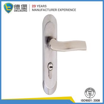 Types Of Combination Bathroom Steel Door Lock Handle Buy Steel Door Handle Door Lock Handle
