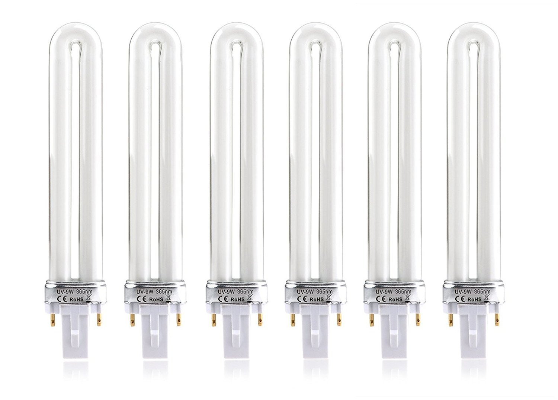 3000-Kelvin Warm White Bulbrite FB32//830//EW 32-Watt Fluorescent T8 Bulb U-Tube 6-Inch Leg Spacing 800 Series Medium Bi-Pin Base
