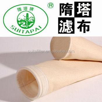 Aramid(metamax) Needle Felt Dust Filter Bags Bb