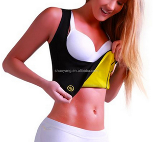 Shuoyang Neoprene workout sports Vest gym hot body shapers yoga vest/shirt slimming for woman