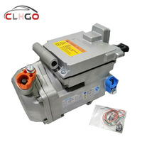 12VDC 24VDC electrical Automotive air conditioning ac compressor for universal vehicle&trucks