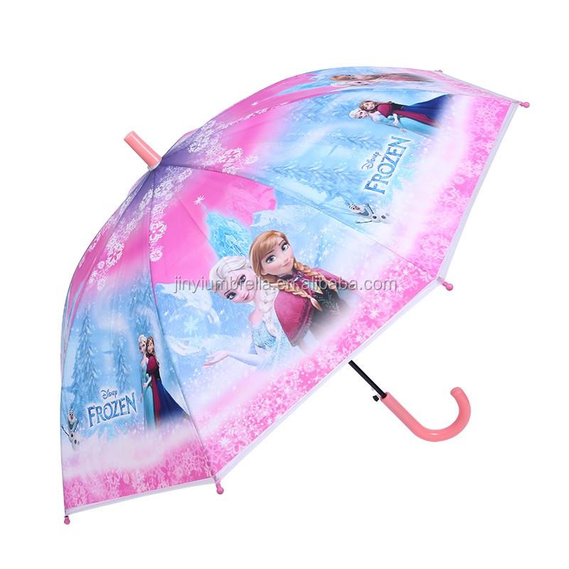 أطفال وردي اللون الكرتون الأميرة الطباعة مستقيم مظلة المطر للأطفال Buy مظلة صغيرة للأطفال مظلة مطبوعة للأطفال على شكل حيوان مظلة مطبوعة مخصصة رخيصة Product On Alibaba Com