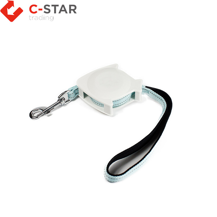 Promotional various durable using dog leash rope and nylon dog leash material