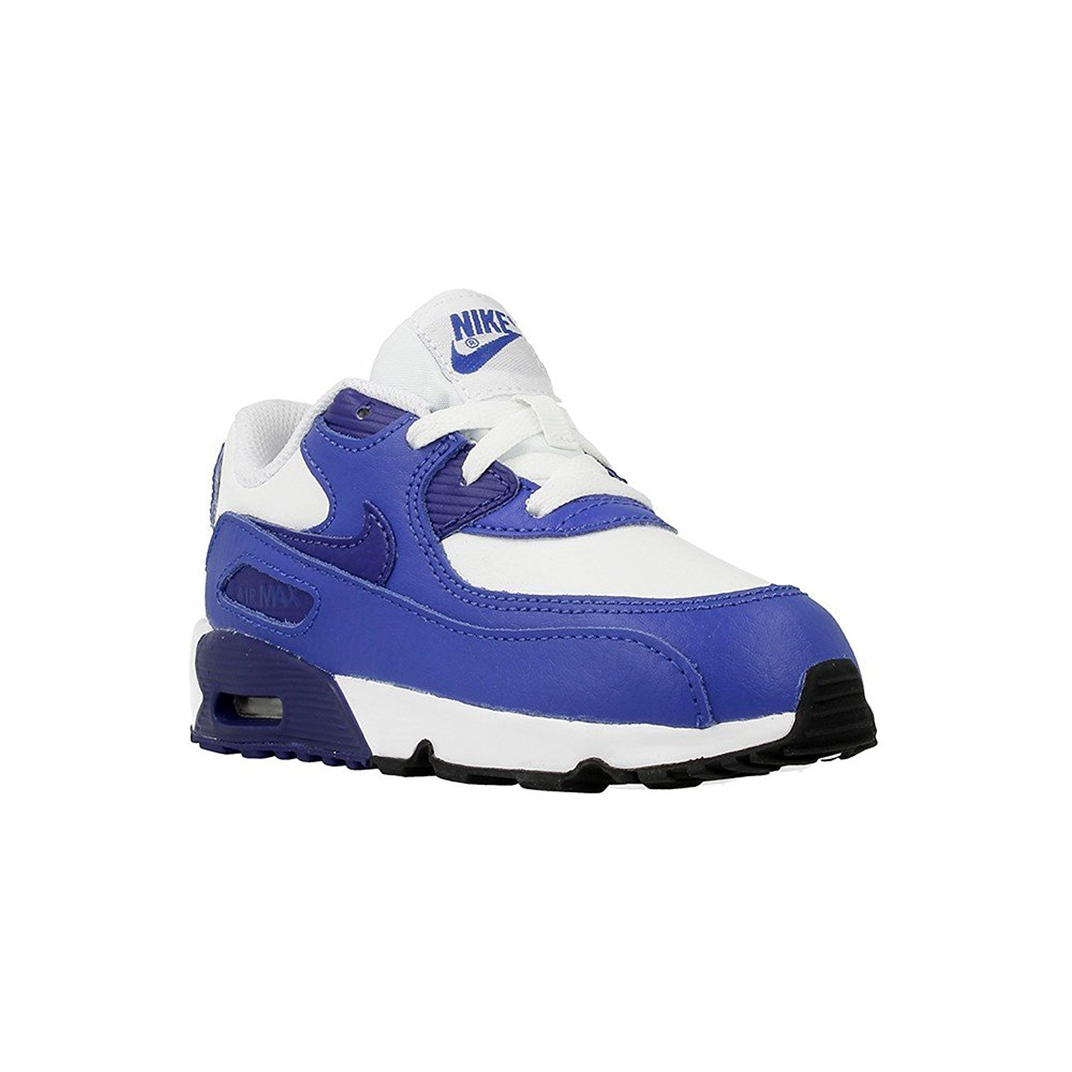 c5192cee9b9 Buy Nike NIKE AIR MAX 90 LTR (TD) boys running-shoes 833416 in Cheap ...