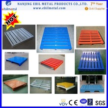 Pallets for racks. Steel Pallet racking