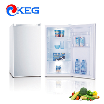 92l Glass Door Mini Compressor Under Counter Bar Fridge Buy
