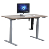 office furniture hardwerd office furniture shiyan town &electric height adjustable desk frame & automatic office table