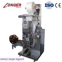 Round Tea Bag Packing Machine|Automatic Tea Bag Packing Machine|Packing Machine for Round Tea Bag