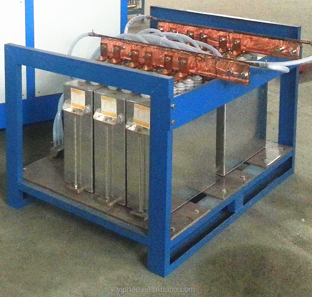 Capacitor For Induction Melting Furnace