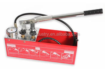 725 Psi Hand Test Pump For Leaks In Plumbing And Heating ...