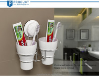 New producet custom type double toothbrush rack with cups