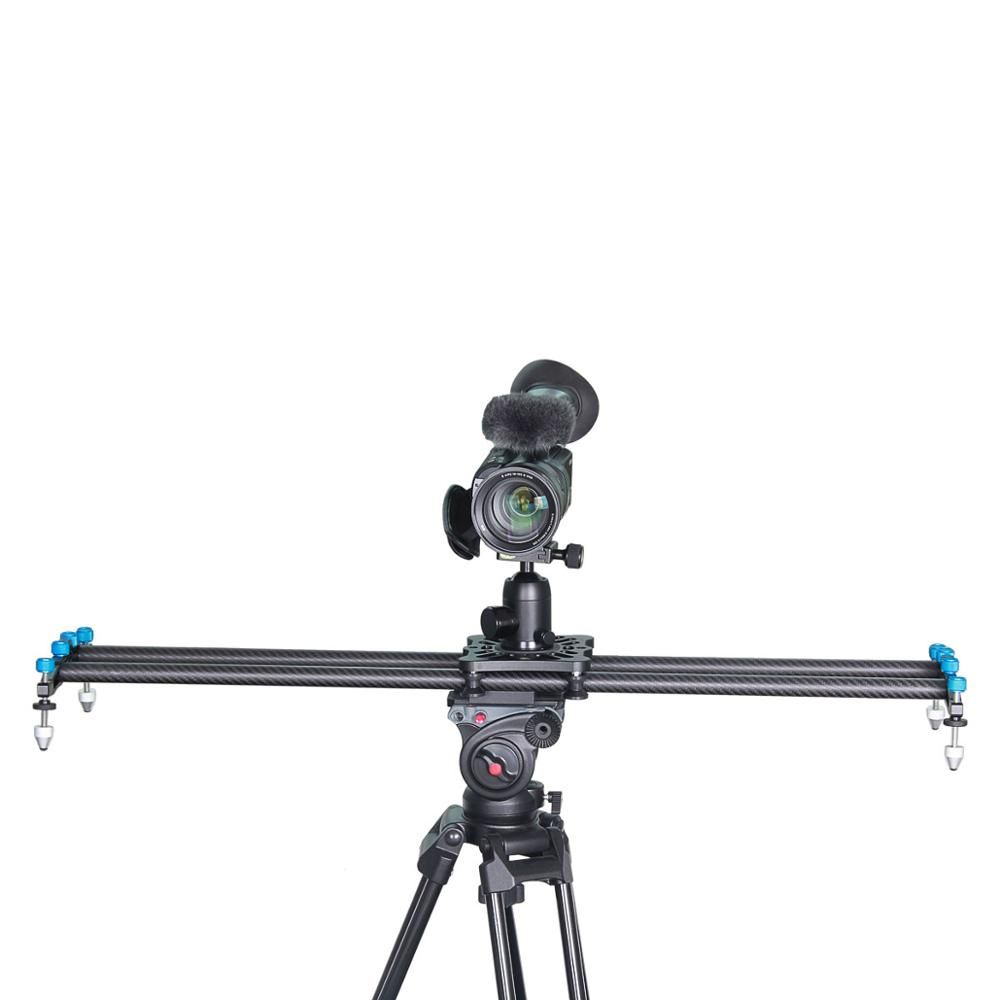 YELANGU L80T 炭素繊維一眼レフカメラガスケットスライダーオプション 80/100/120 センチトラック道路