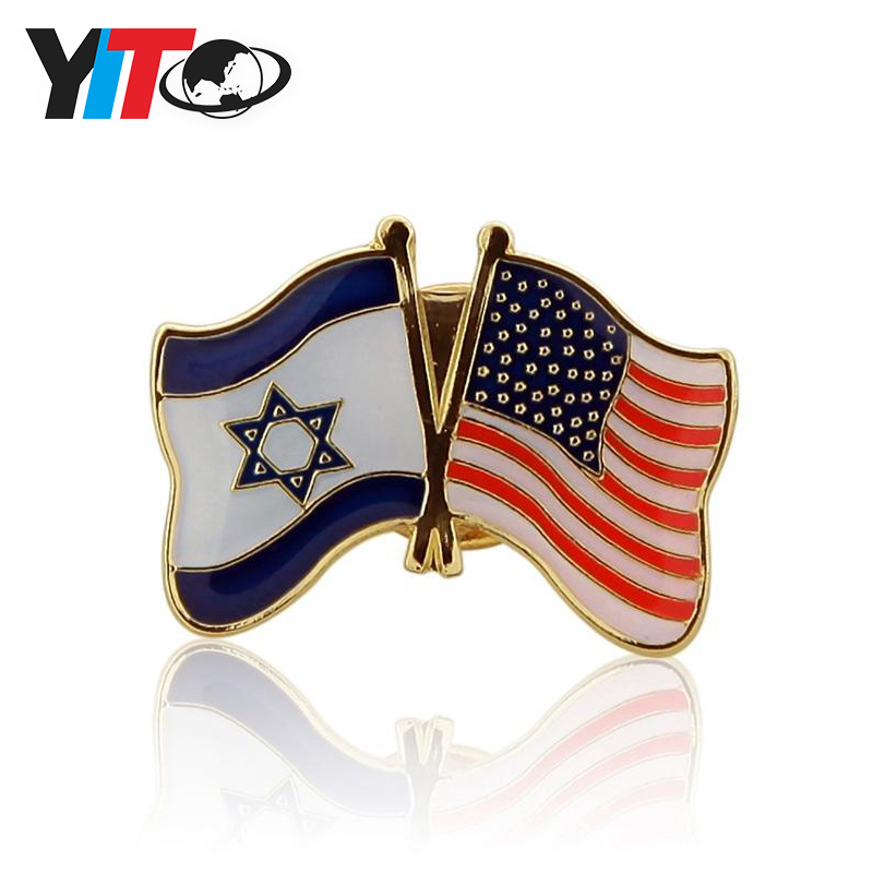 Countries Flag Laple Pin Badge Flag Pin Badges To Have A Unique National Style Apparel Sewing & Fabric Badges Smart Wholesale 300