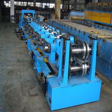 high quality used c z purlin roll forming machine