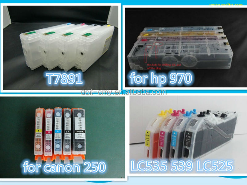 Trial Order Accepted,Refill Ink Cartridge 72 Arc Chip For Hp ...