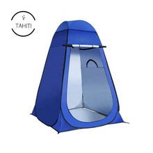 Extra Tall Pop Up Privacy Portable Camping Outdoor Beach Toilet Shower Dressing Changing Room Tent