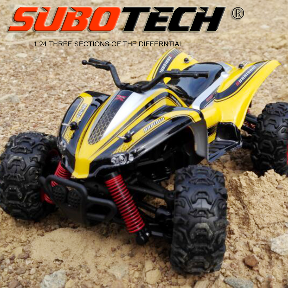 Wholesale four wheel 1/24th High Speed Car RC Nitro Motorcycle, childs rc motorcycles for sale