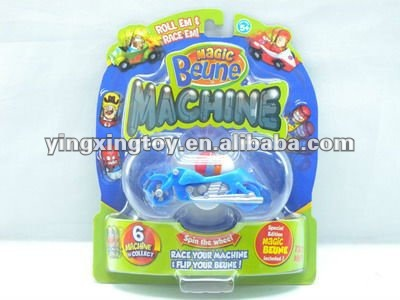 2012 new educational toy car machine mighty beanz