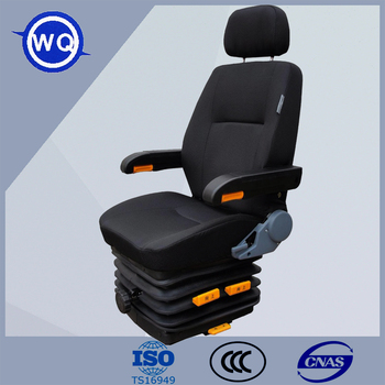 Aftermarket Pvc Accessories Semi Truck Seat